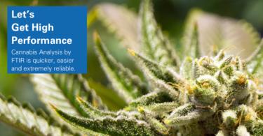 Cannabis Analysis by FTIR