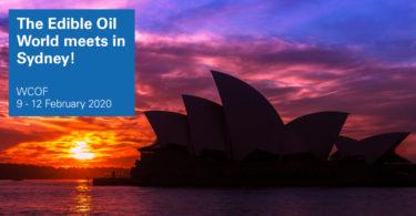 World Congress on Oils & Fats 2020